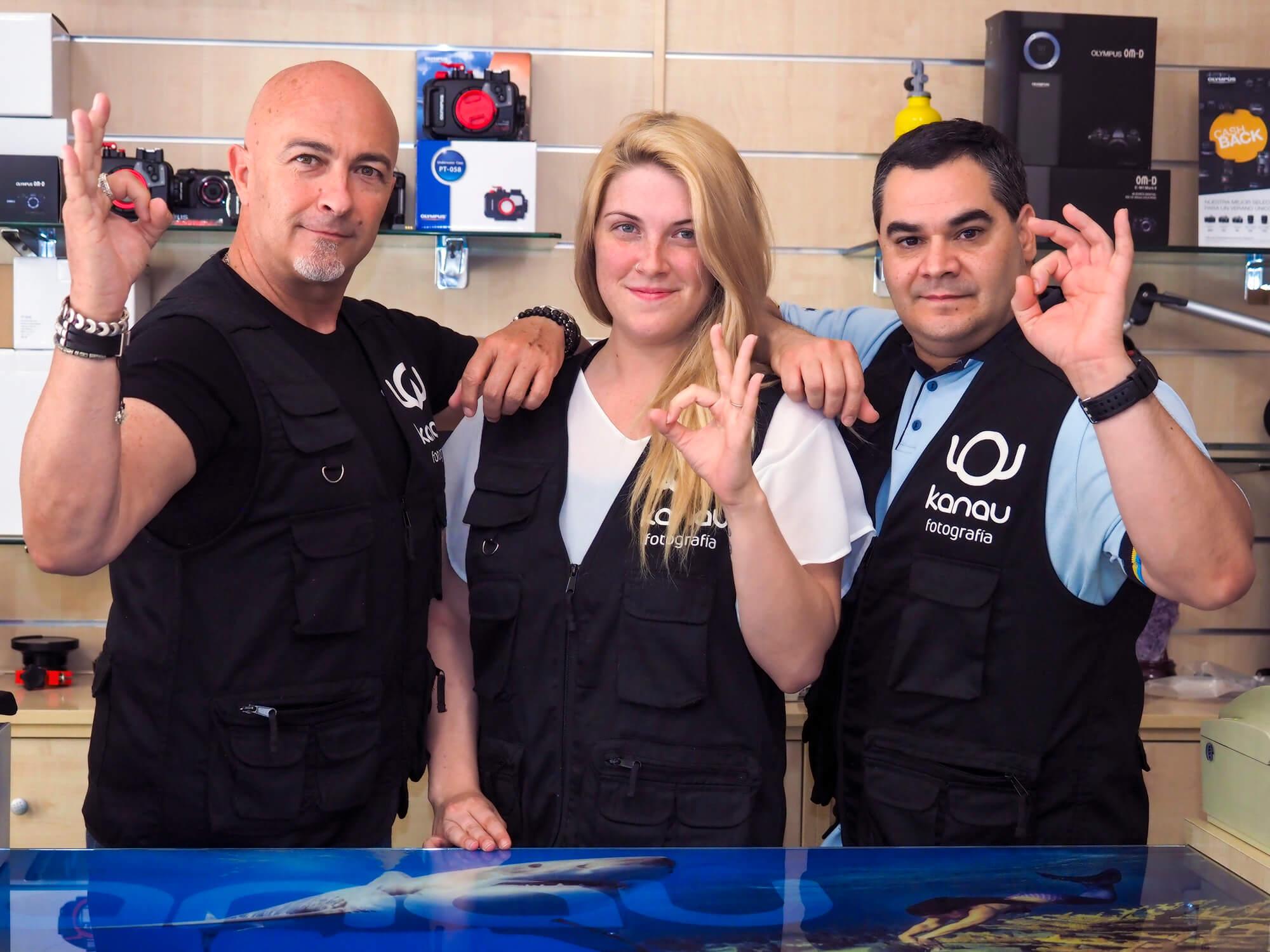 Kanau, tienda especializada en fotografía y vídeo submarino, nuevo patrocinador de FotoVideoSub 2018