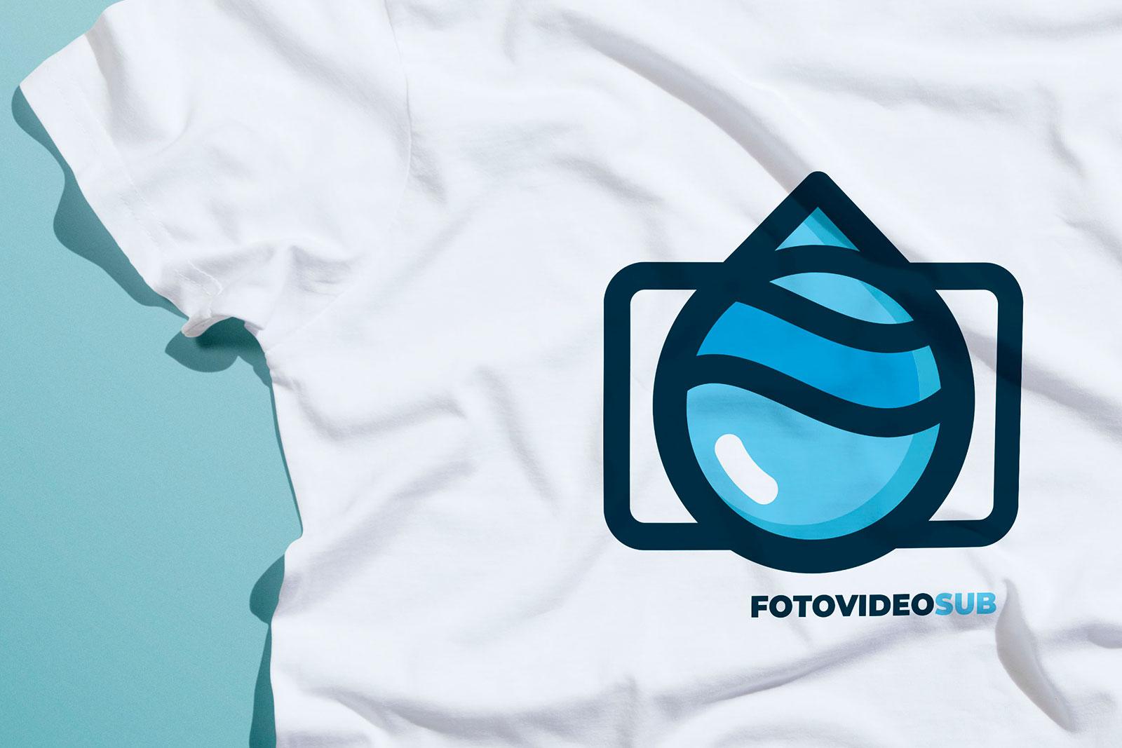Consigue la camiseta FotoVideoSub 2019
