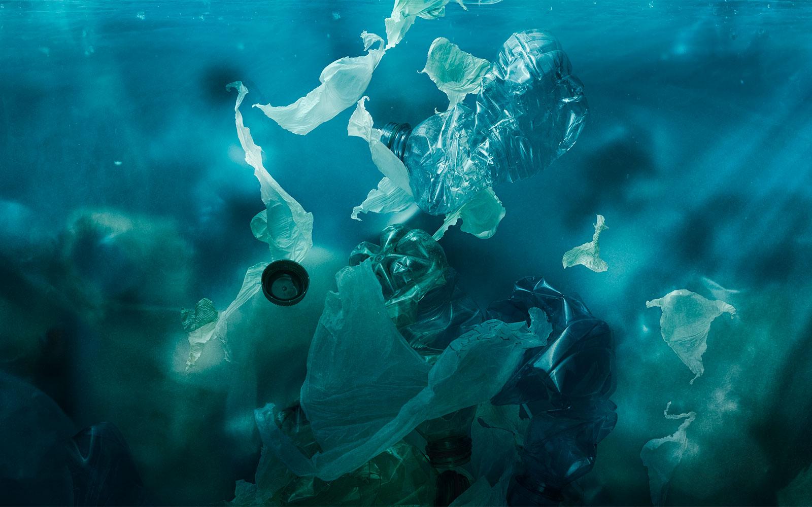 Plásticos en el mar, un problema de todos